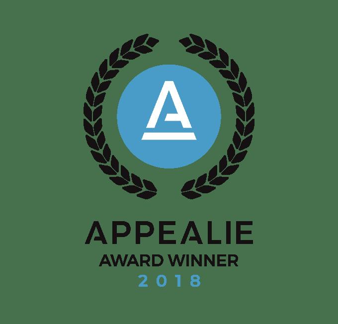 customer success software appealie award winner 2018