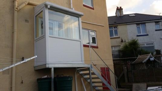 two-storey extension Paignton