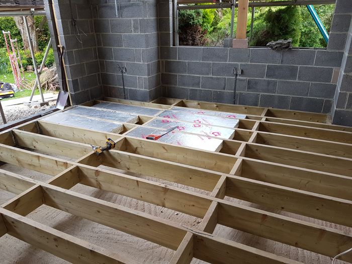 Torbay South Hams Builder - Gable extension 6