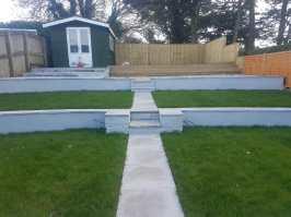 Garden refurbishment Paignton 12