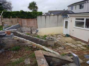 Garden refurbishment Paignton 5