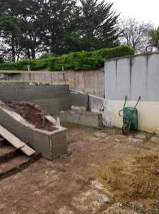 Garden refurbishment Paignton 2