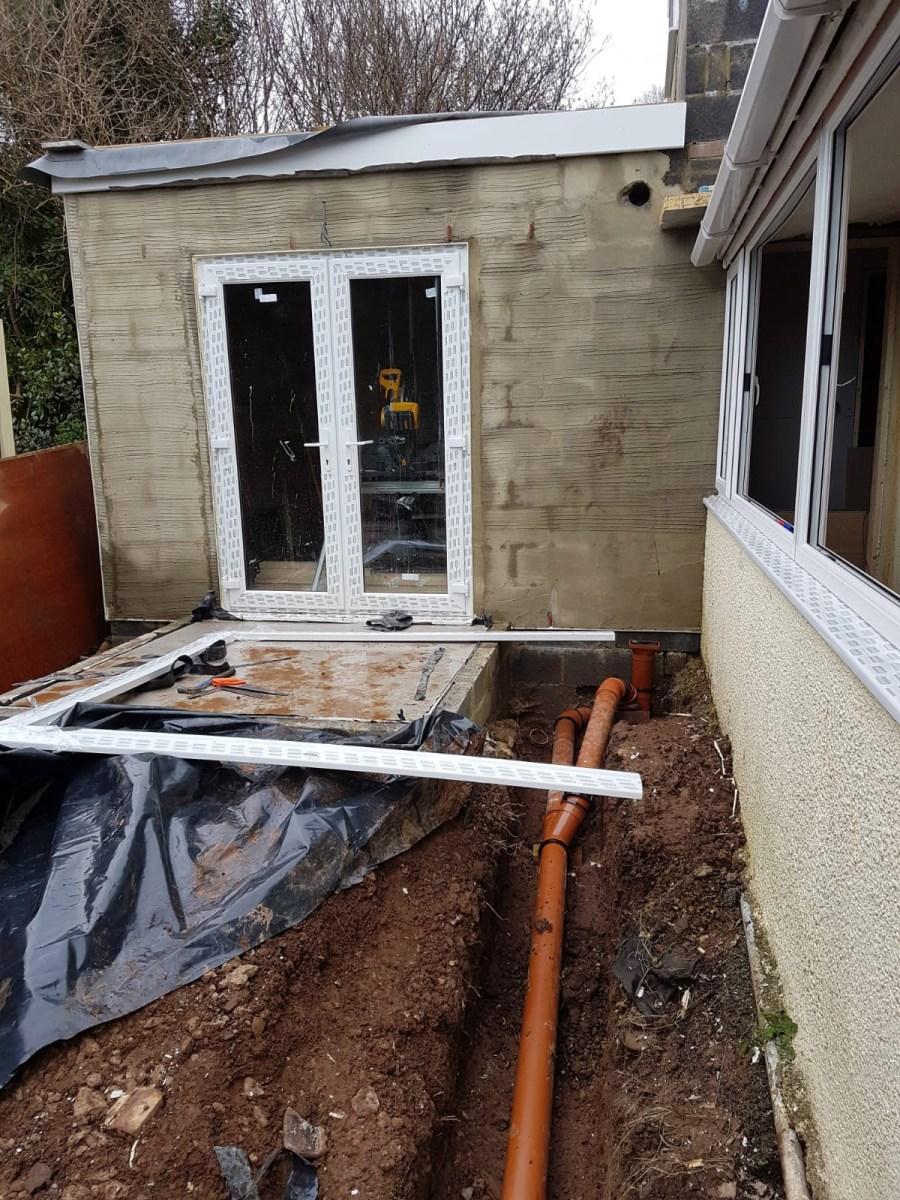 Churston Builders Brixham Extension/Annexe 10