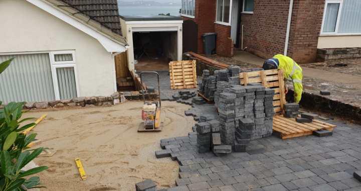 Broadsands, Paignton exterior renovations 3