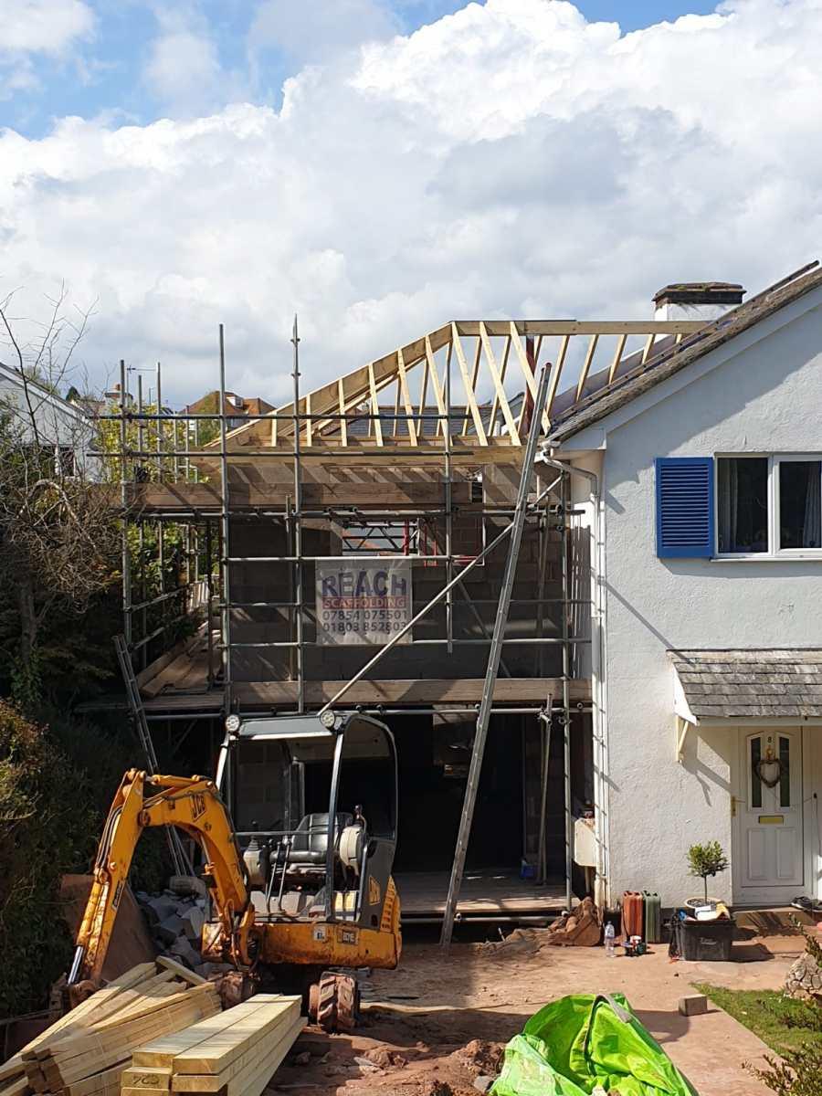 North Rocks House Extension Paignton 34