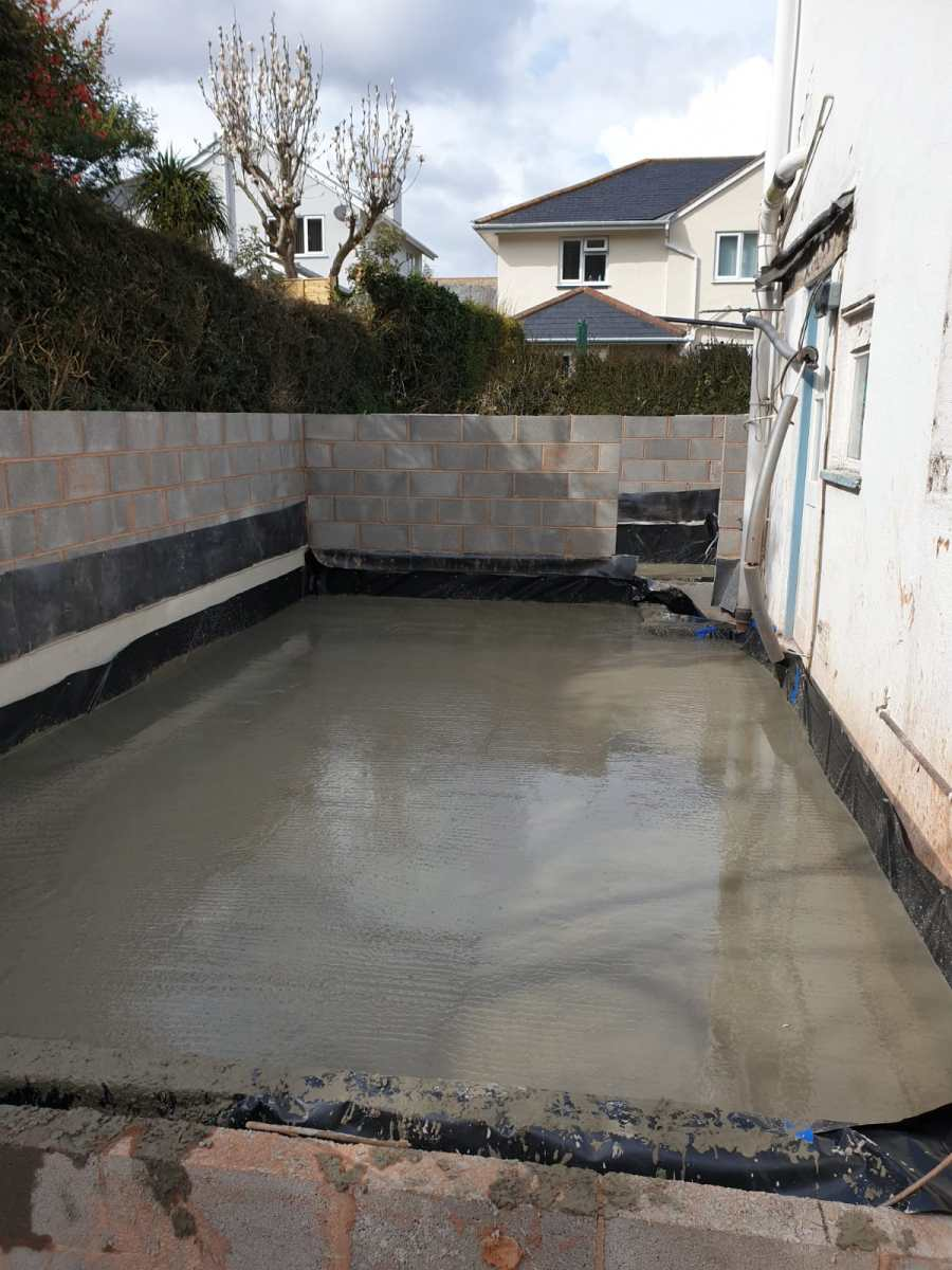 North Rocks House Extension Paignton 39