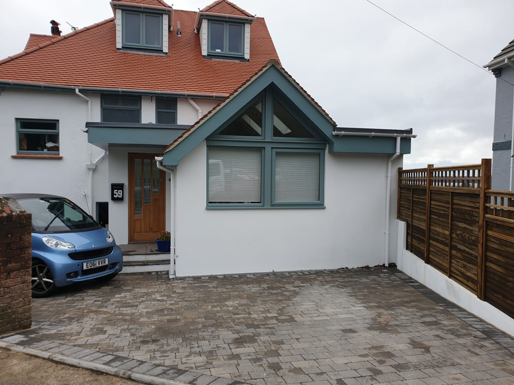 Winner Hill Paignton Property Refurbishment 1