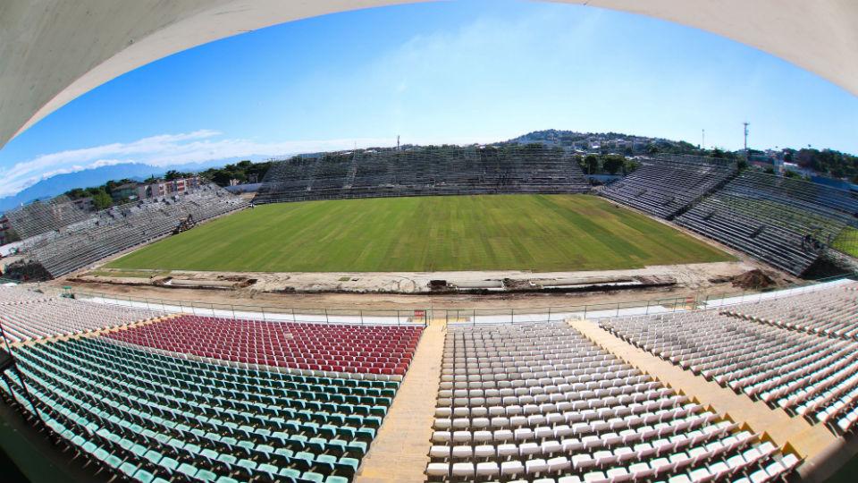 Arena da Ilha Flamengo 2017