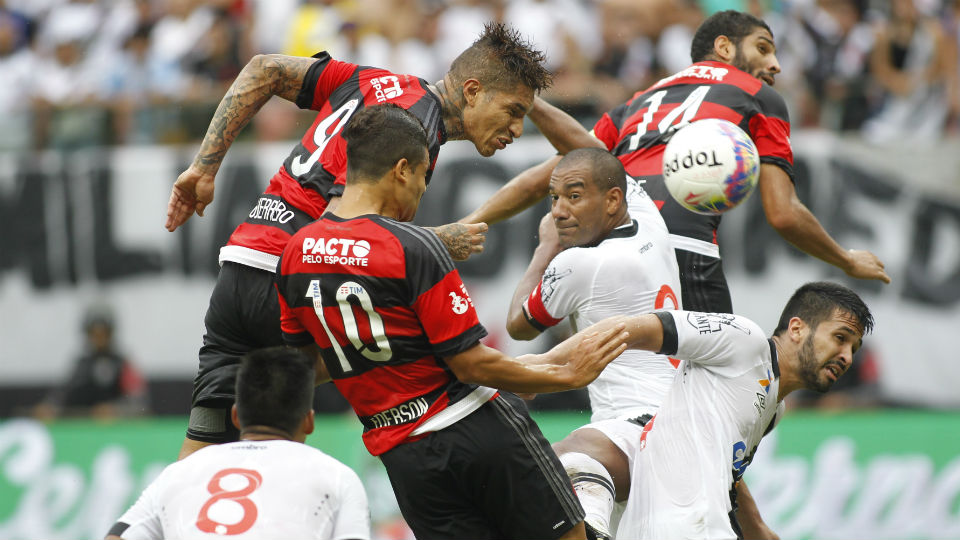 Flamengo Vasco Arena da Amazônia 2016