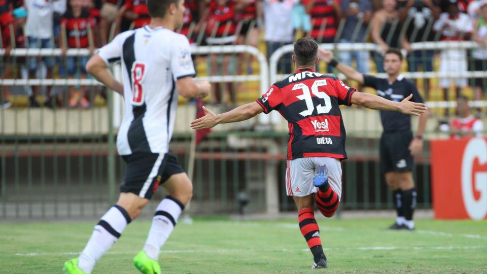Diego Flamengo Vasco 2017