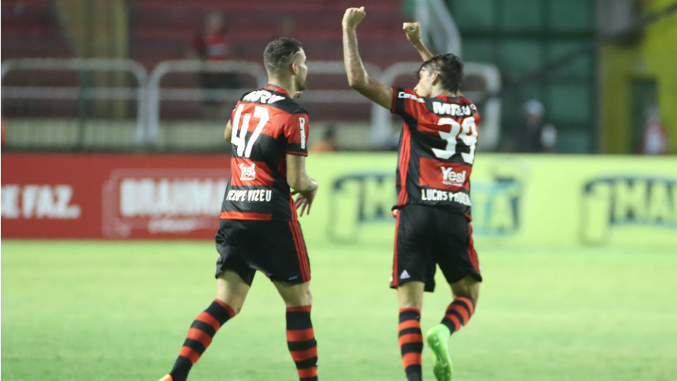 Vizeu Paquetá Flamengo