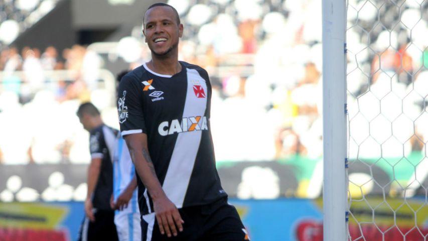 Luis Fabiano Vasco estreia