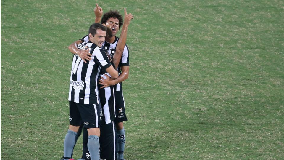 Camilo Montillo Botafogo 2017