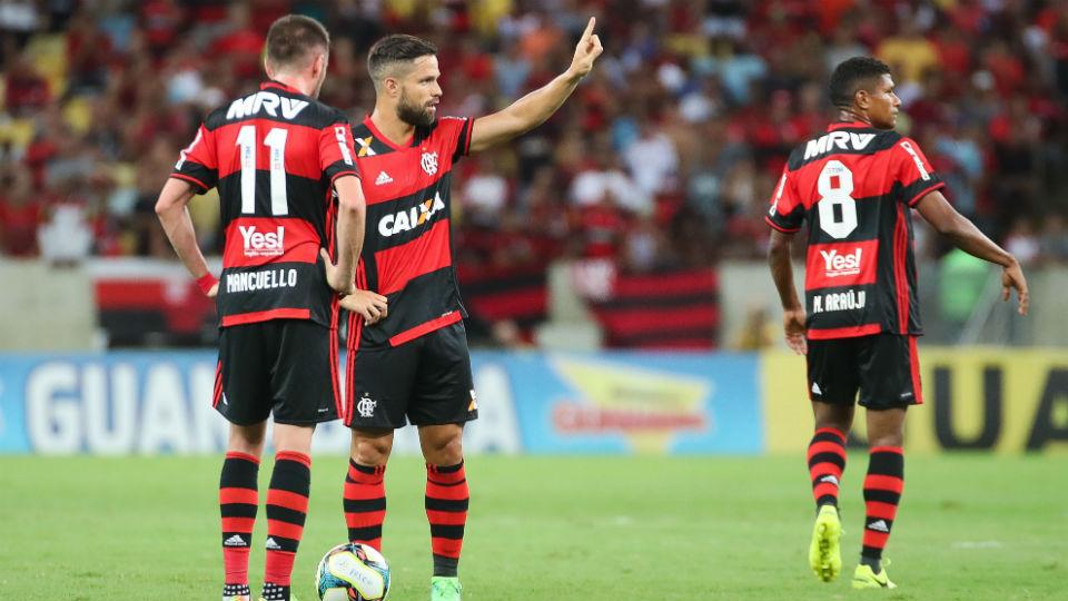 Diego Márcio Araújo Flamengo 2017