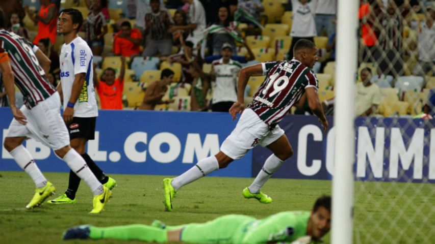Richarlison Fluminense Maracanã