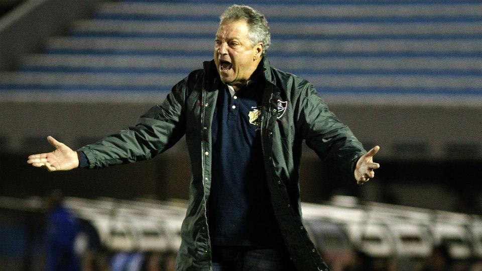 Abel Braga Fluminense Liverpool