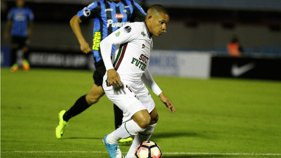 Wellington Fluminense 2017 Liverpool Paraguai