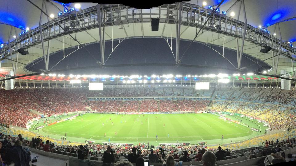 Maracanã Fla-Flu Brasileiro 2017