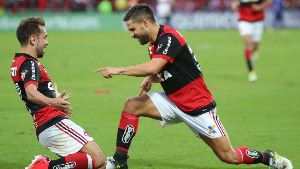 Diego Everton Ribeiro Flamengo