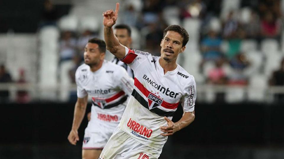 Hernanes São Paulo 2017
