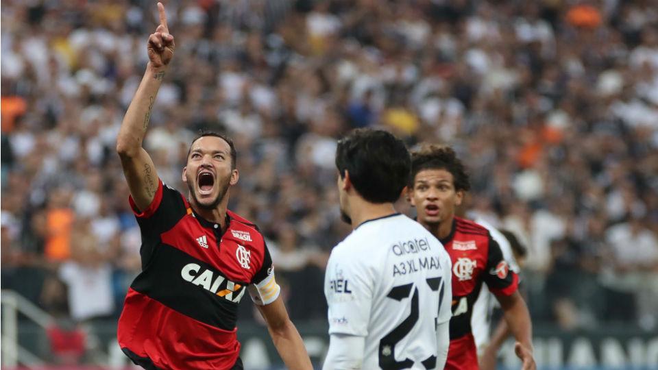 Réver Flamengo Corinthians 2017
