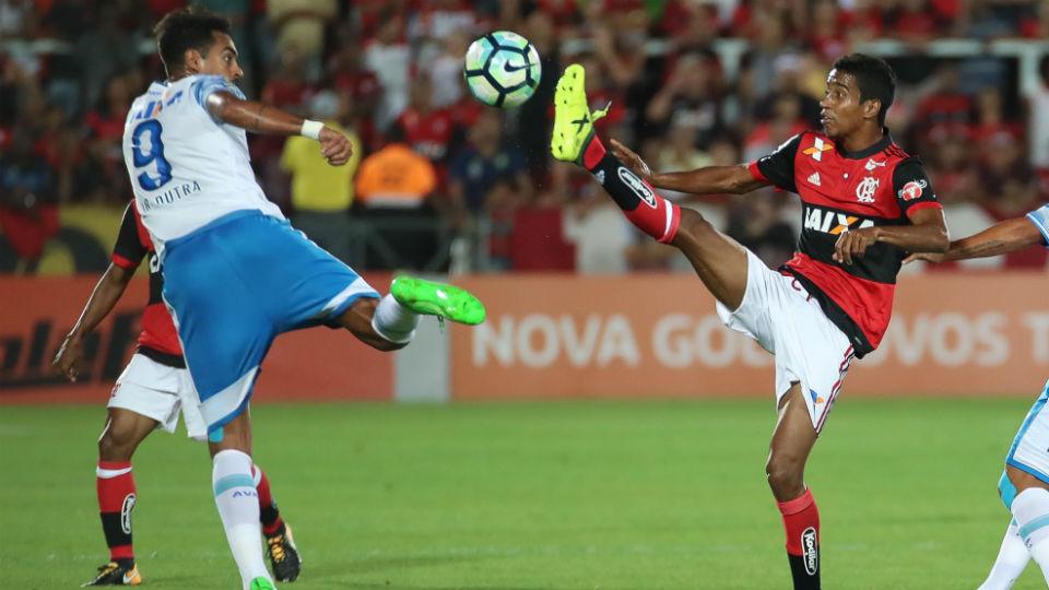 Gabriel Flamengo Avaí Ilha do Urubu