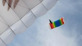 Fun in the skies