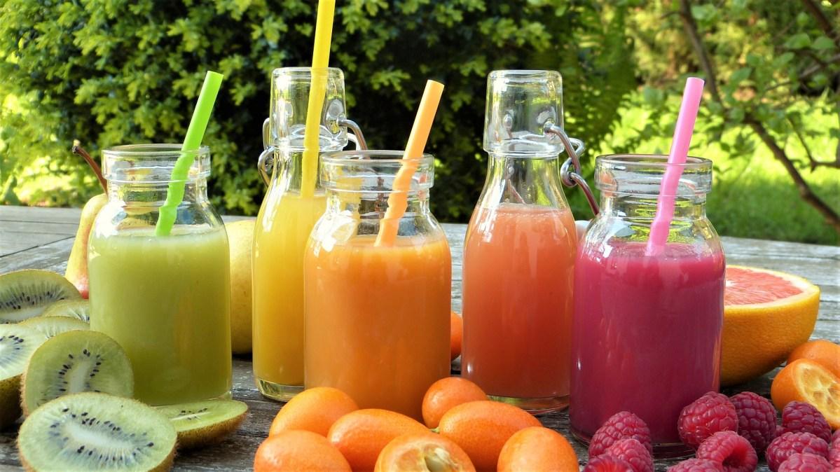 Smoothie - Ako správne kombinovať suroviny?