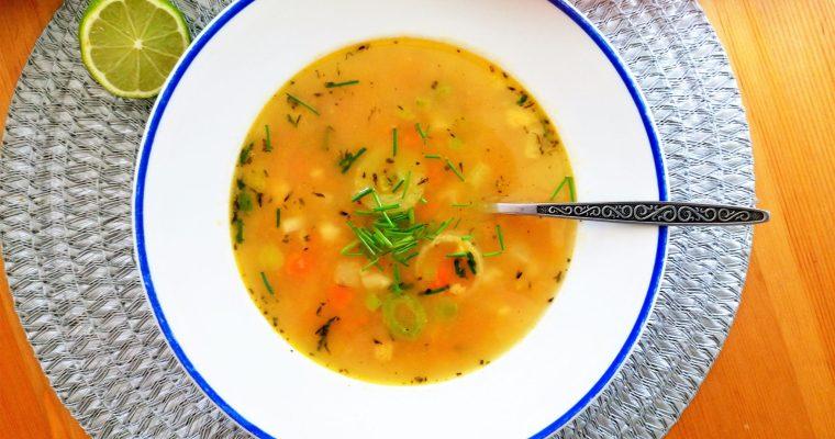 zeleninová polievka