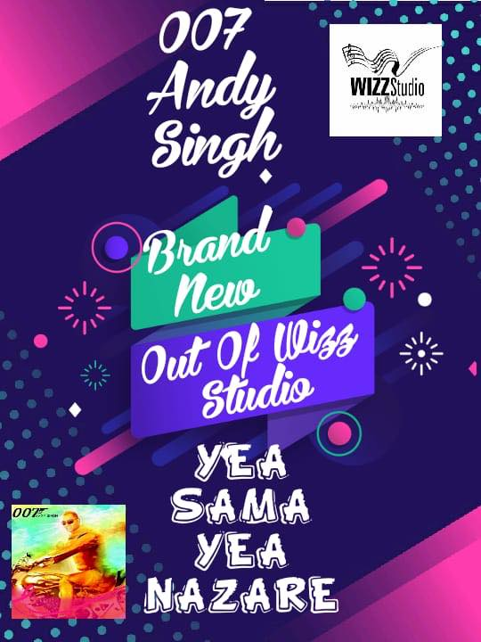 007 Andy Singh - Yeh Sama Yeh Nazare