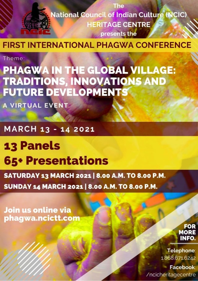 2021 phagwa conference