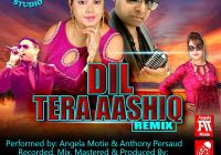 Angela Motie & Anthony Persaud - Dil Tera Aashiq (Remix)