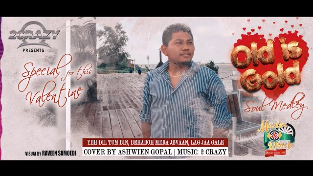Ashwien Gopal & 2 Crazy - Bollywood Special 2021