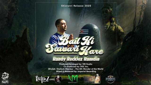 Bail Ki Sawari Kare by Randy Recklez Ramdin