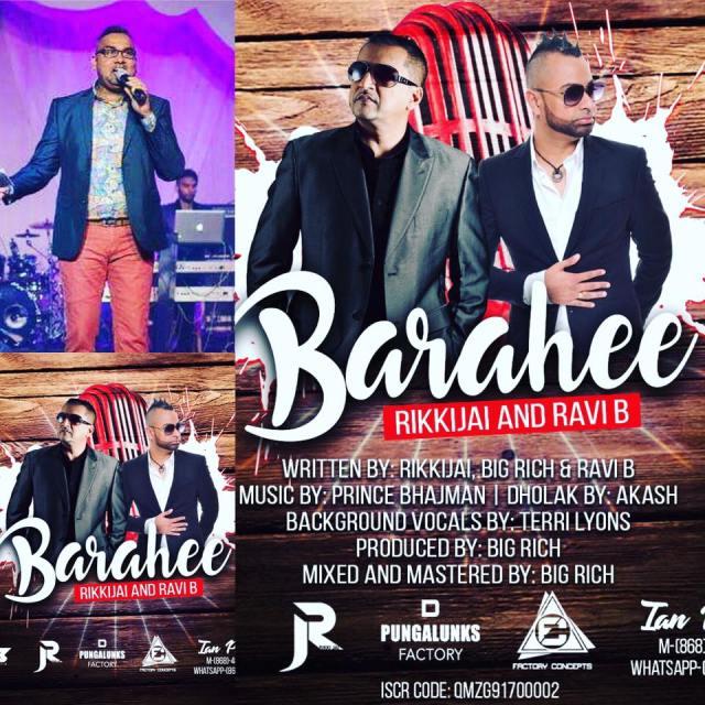 Barahee By Rikki Jai & Ravi B