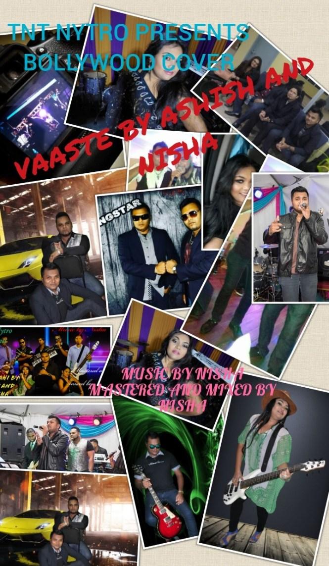 Bollywood Cover 2019 Vaaste By Tnt Nytro