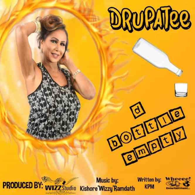 Bottle Empty by Drupatee