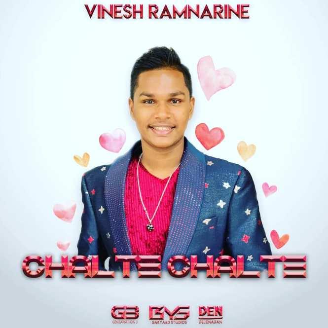 Chalte Chalte By Vinesh Ramnarine