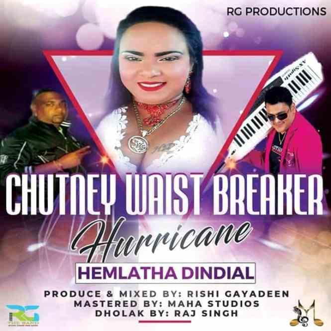 Chutney 2019 Waist Breaker By Hemlata Dindial
