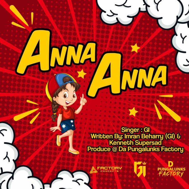 Chutney Soca 2020 Anna Anna Doh Squeeze Meh Banana By Gi Beharry