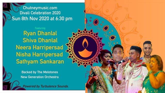 Chutneymusic.com Diwali Concert 2020