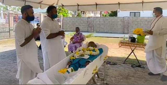 Climaxxx Hindu Funeral