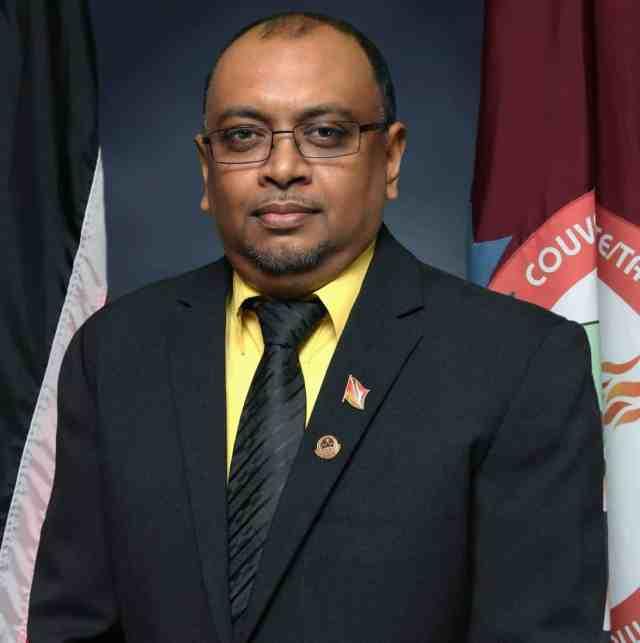Councillor Dubraj Persad