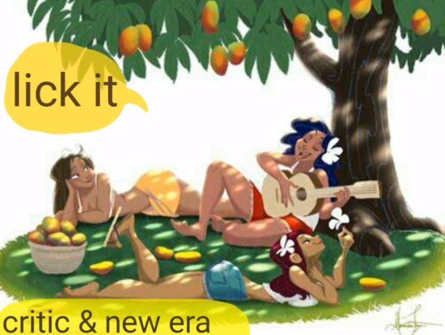 Crictic X New Era Lick It