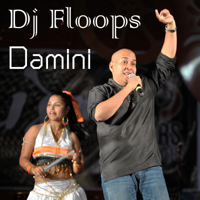 Damini Single Cover