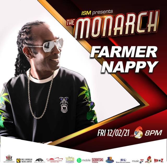 Farmer Nappy wins the International 2021 Soca Monarch