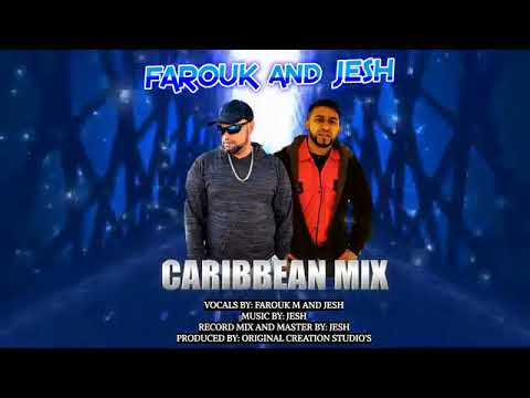 Farouk M x Jesh - Caribbean Mix 2021