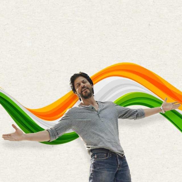 Happy 55th Birthday Shah Rukh Khan