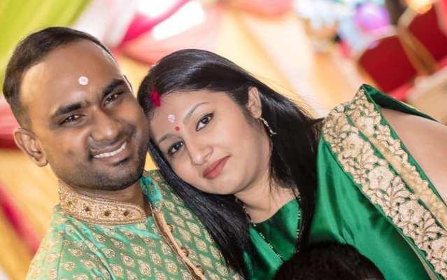 Happy Anniversary Veejai & Sunita Ramkissoon