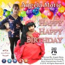 Happy Happy Birthday (cd Design) 2